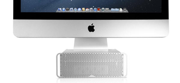 Der Twelve South HiRise gibt Apple iMacs einen schlanken Boost