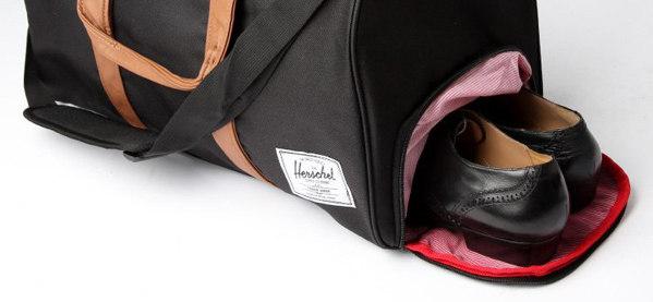 Herschel Supply Neuartige Duffle Bag