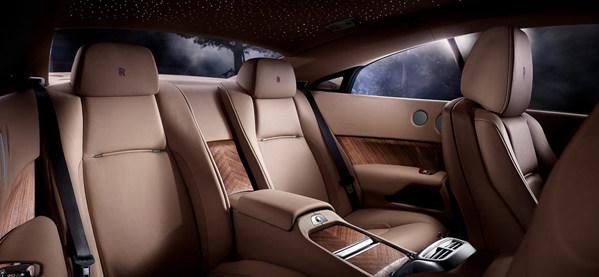 Shift in Luxus mit dem 2014 Rolls-Royce Wraith