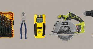 Top 75 Tools, die jeder Mann haben sollte - Muss Toolbox Essentials