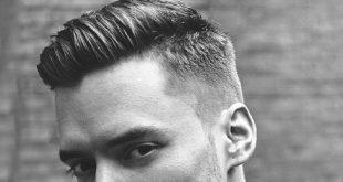 50 kurze Haarschnitte der Männer für starkes Haar - männliche Frisuren-Ideen