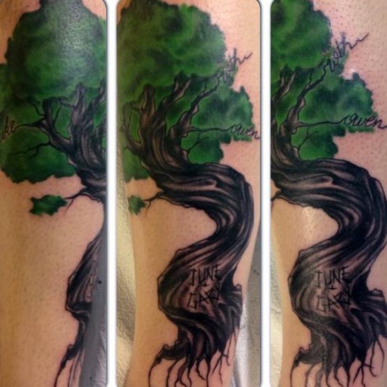 Tattoo Stammbaum