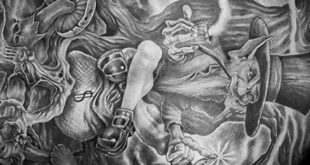 50 Leprechaun Tattoo Designs für Männer - Irish Folklore Ink Ideen