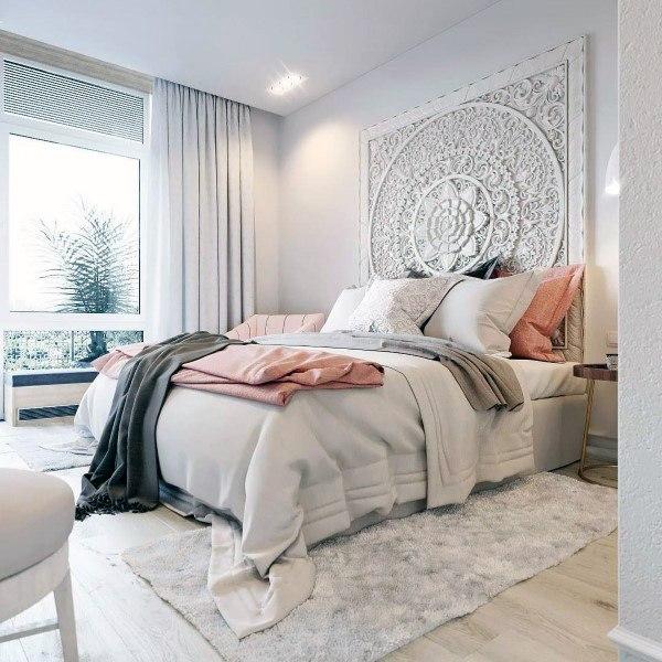 Top 60 Besten Kopfteil Ideen Schlafzimmer Interior Designs Mann