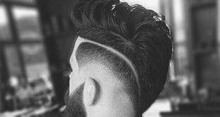 Top 75 besten trendigen Frisuren für Männer - Modern Manly Cuts