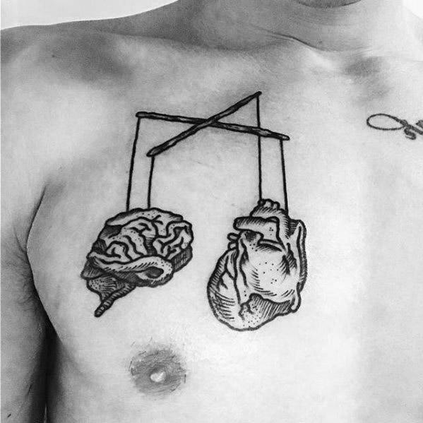 60 Puppet Tattoo Designs für Männer - String Ink Ideen
