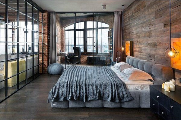 80 Bachelor Pad Männer Schlafzimmer Ideen - Manly Interior Design ...