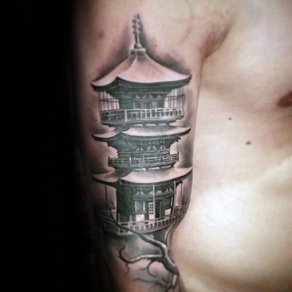 70 kreative Tattoos für Männer - einzigartige Design-Ideen