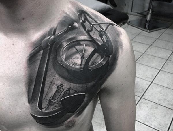 Definitive Geschichte der Tattoos - Die antike Kunst des Tätowierens