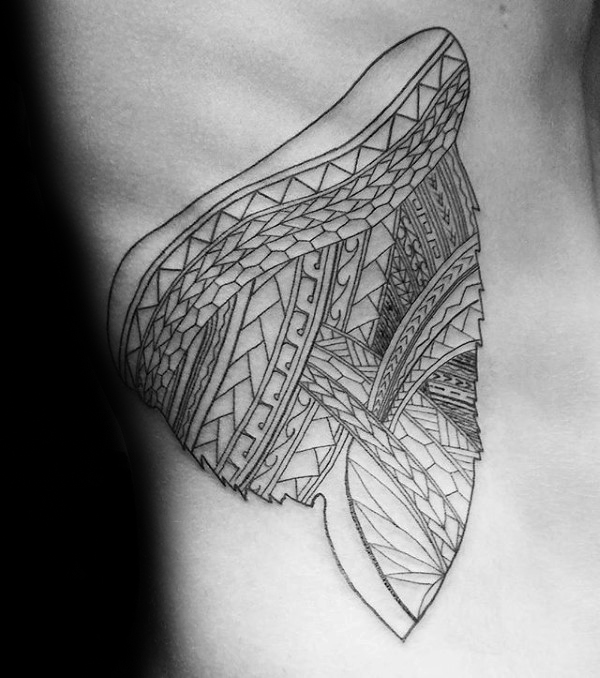 40 Shark Tooth Tattoo-Designs für Männer - König der Wasser
