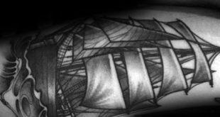 60 Zurück von Arm Tattoo Designs für Männer - Cool Ink Ideas