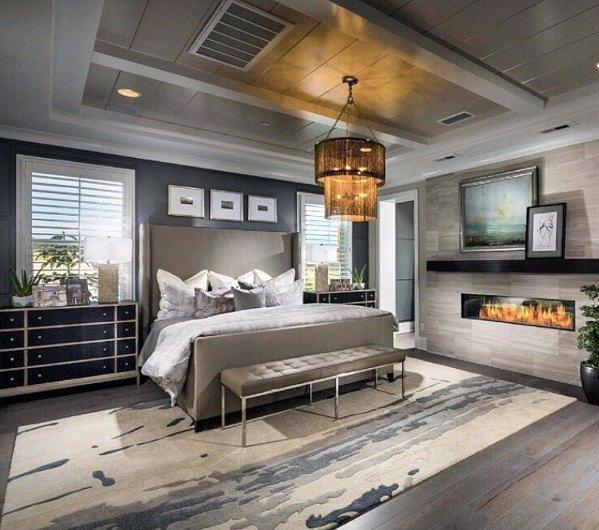 Luxus Schlafzimmer Ideen: Top 60 Besten Master Bedroom Ideen