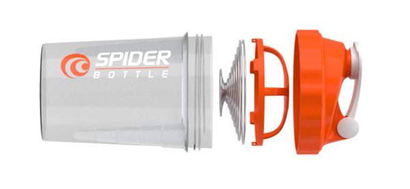 SpiderMix Maxi Shaker Spider Flasche