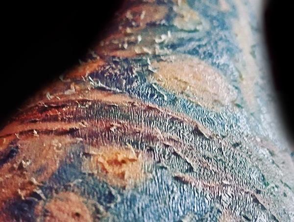 Wann beginnt ein Tattoo Peeling - abblätternde neue Tinte