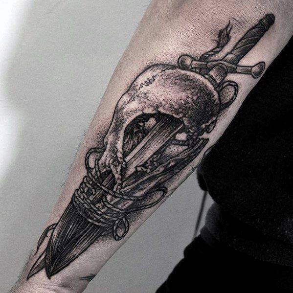 50 Einzigartige Unterarm Tattoos Fur Manner Cool Ink Design Ideen