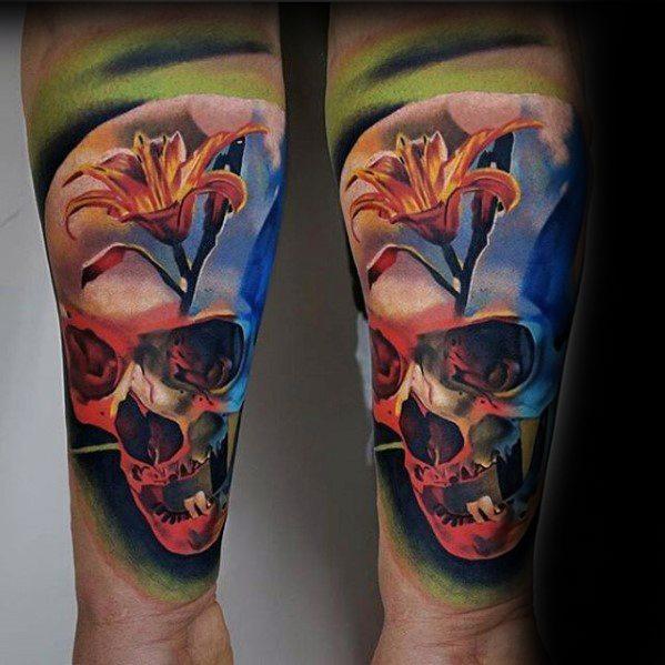 70 größte Tattoos für Männer - unglaubliche Design-Ideen