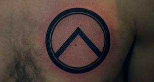 90 Circle Tattoo Designs für Männer - Circular Ink Ideen