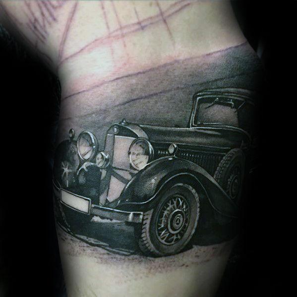 60 Hyper Realistische Tattoos für Männer - Ultra Likelike Design-Ideen