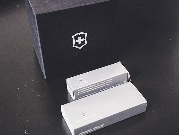 Victorinox Spartan PS Review - Monochrome Schweizer Taschenmesser