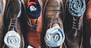 Was zu tragen mit braunen Schuhen - 3 Mode Regeln zu folgen