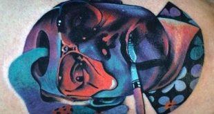 70 Hunter S Thompson Tattoo Designs für Männer - Angst und Abscheu Ideen