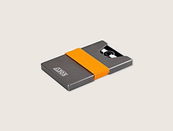 Top 25 besten Aluminium Brieftaschen für Männer - Leichtgewichtler jeden Tag tragen