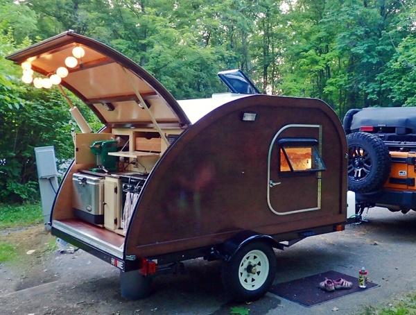 Top 30 besten Off-Road-Camper-Anhänger - Robuste Rolling Camping Storage