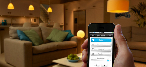 Philips Hue Connected LED-Lampen