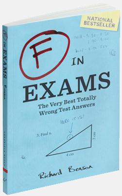F In Prüfungen Buch von Richard Benson