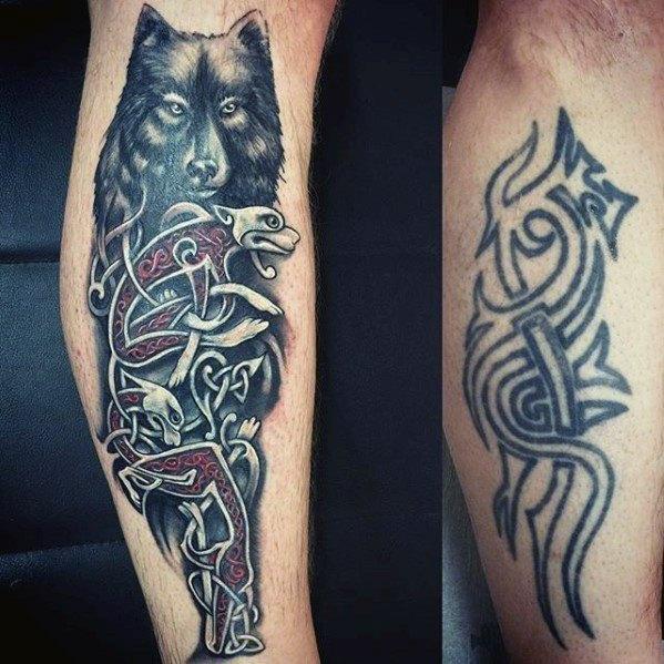 Einzelgänger Tattoo