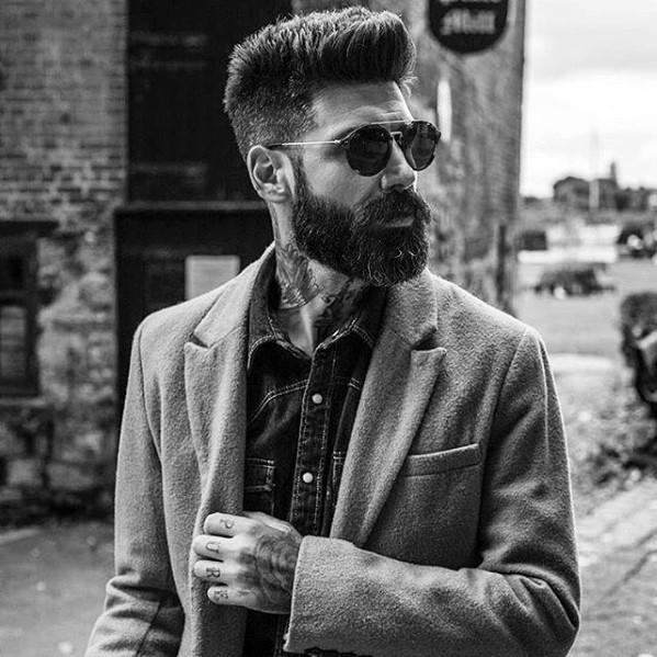 50 Edle Bart-Styles Für Männer