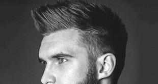 Faux Hawk Frisuren für Männer - 40 Modische Fohawks