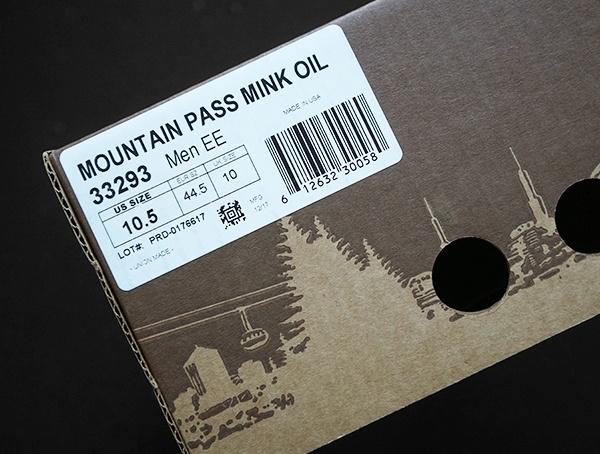 Herren Danner Mountain Pass Mink Ölstiefel Review - Outdoor Wanderschuhe