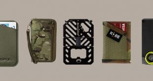 Top 25 der besten taktischen Brieftaschen für Männer - Durable Currency Carriers