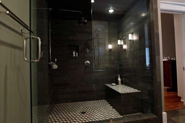 Top 60 besten modernen Badezimmer Design-Ideen für Männer
