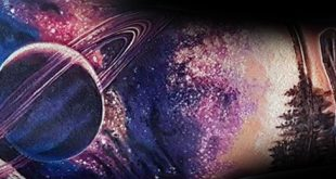 60 Saturn Tattoo Designs für Männer - Planet Ink Ideen