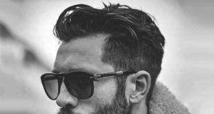 Kurzes welliges Haar für Männer - 70 männliche Haarschnitt-Ideen