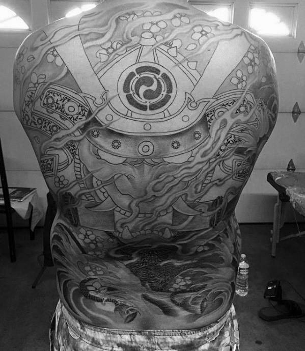 50 japanische Dämon Tattoo Designs für Männer - Oni Ink Ideen