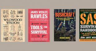 Top 50 der besten Überlebens Bücher für Männer - alle Zeit muss gelesen werden