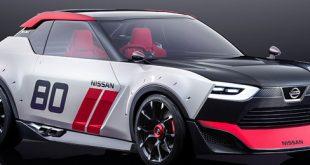 Nissan IDx Freeflow Konzept trifft die Straßen bald