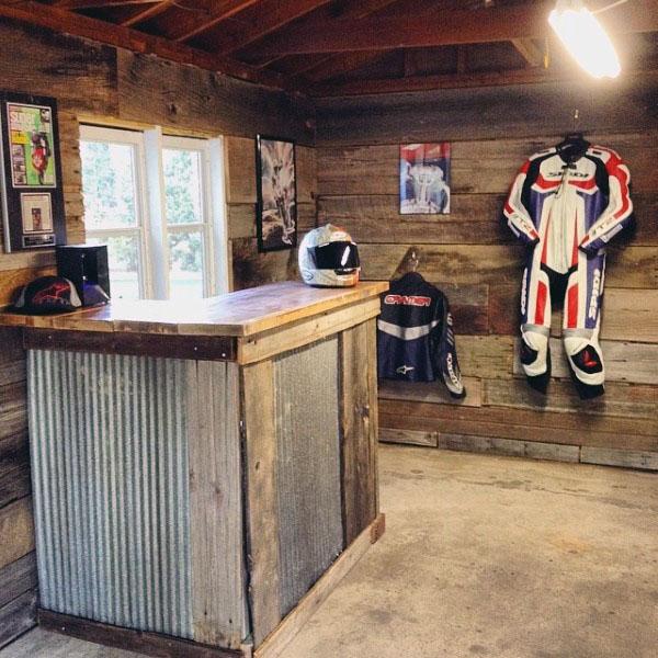 Cool Garage Ideas 16: 100 Garage Storage Ideen Für Männer