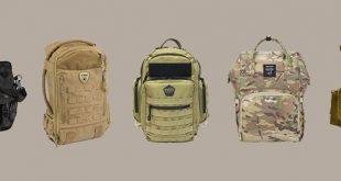 Top 20 beste taktische Wickeltaschen für Männer - Dad Built Baby Rucksäcke