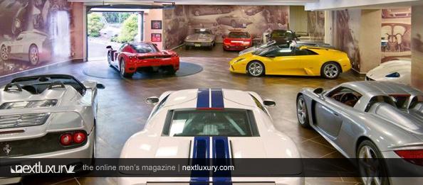 Die besten und coolsten Männer-Garage-Designs der Welt Ein Foto Guide