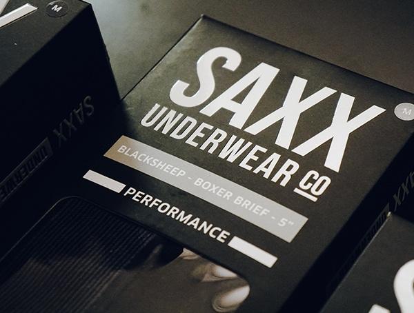 Treffen Sie die bequemste Herrenunterwäsche aller Zeiten - SAXX Review