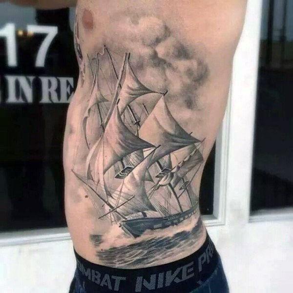 60 detaillierte Tattoos für Männer - komplizierte Tinten-Design-Ideen