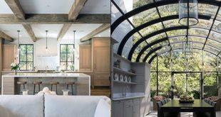 Top 75 beste Küche Decken Ideen - Home Interior Designs