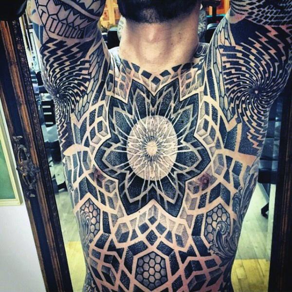 90 Achselhöhlen Tattoo-Designs für Männer - Underarm Ink Ideas