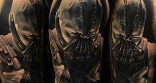 50 Bane Tattoo Designs für Männer - Manly Ink Ideen