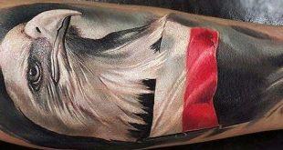 60 polnische Adler Tattoo Designs für Männer - Wappen Tinte