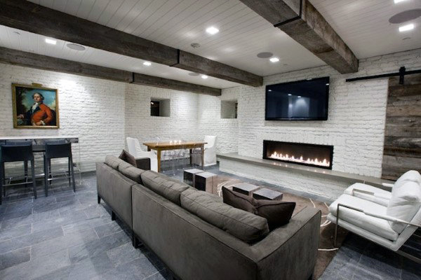 70 Home Keller Design-Ideen für Männer - Cool Masculine Retreats